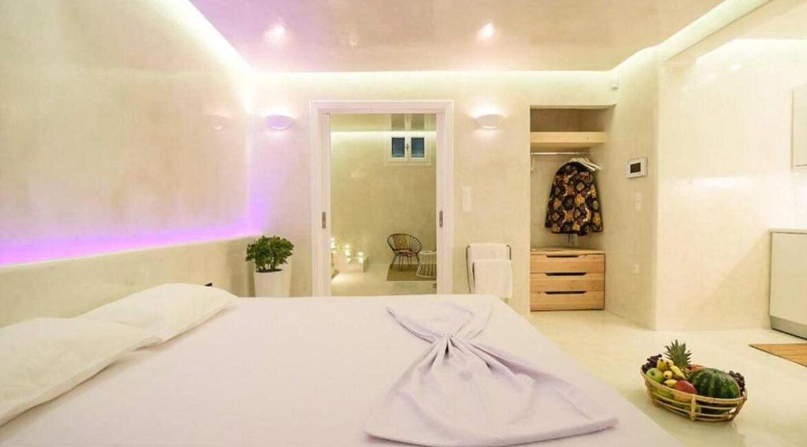 Apartment in Mykonos, Buy investment property in Greece. Apartment for sale Ornos Mykonos 18