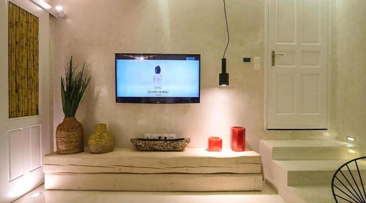 Apartment in Mykonos, Buy investment property in Greece. Apartment for sale Ornos Mykonos 4