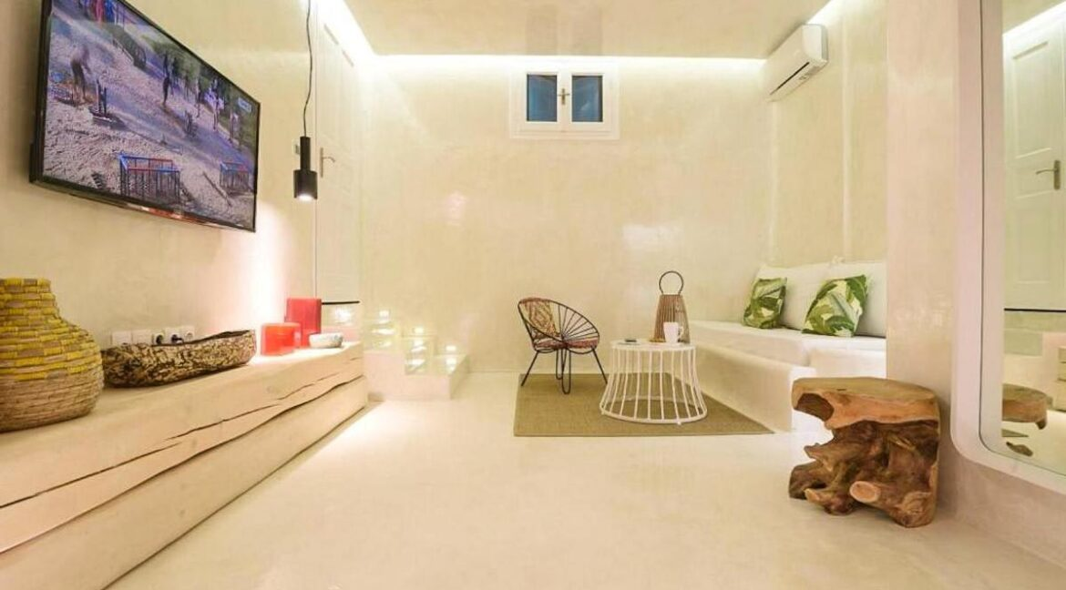 Apartment in Mykonos, Buy investment property in Greece. Apartment for sale Ornos Mykonos 5