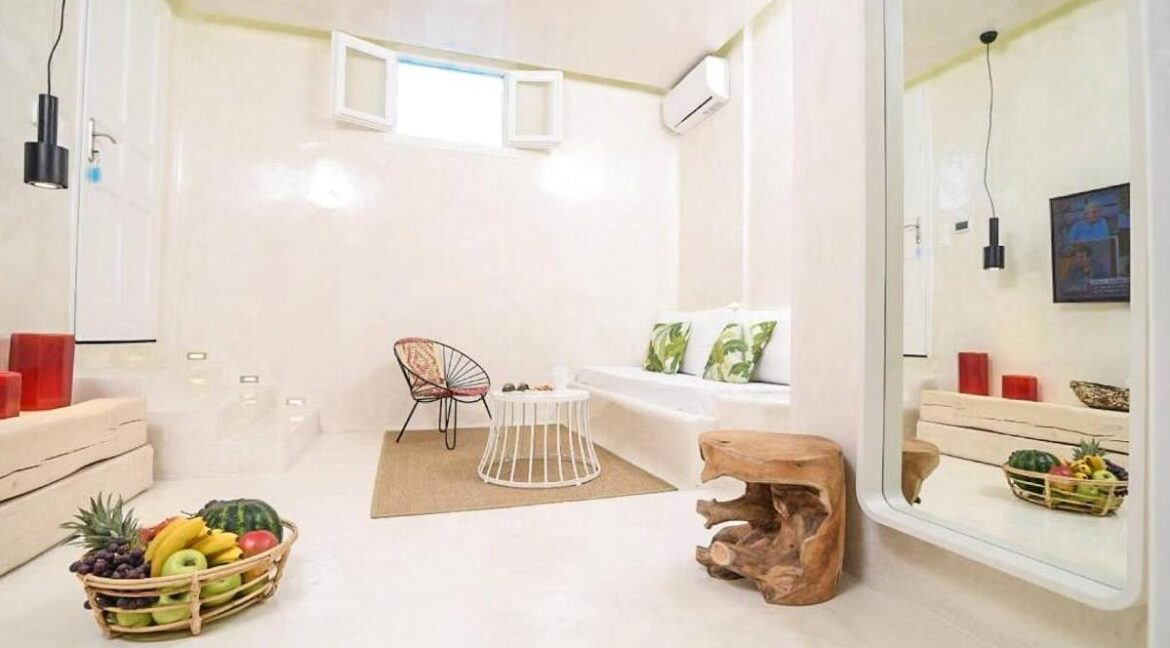 Apartment in Mykonos, Buy investment property in Greece. Apartment for sale Ornos Mykonos 9