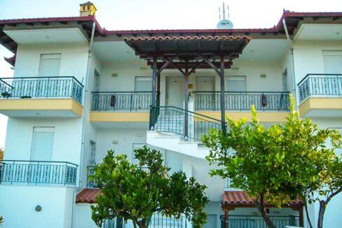 Hotel of 12 Studios in Kassandra Halkidiki , Hotel for sale Halkidiki, Hotel for sale Kassandra Greece 4