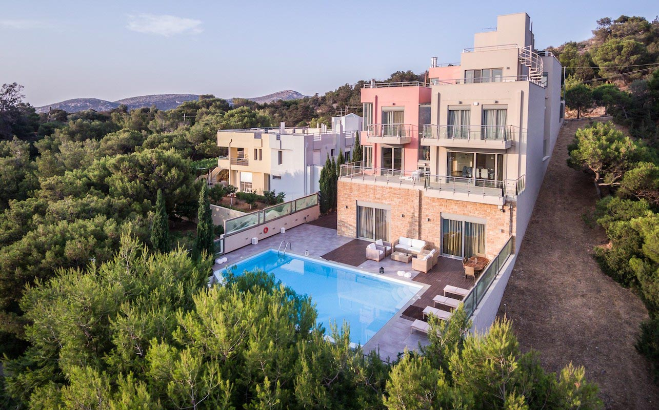 Luxury Property Anavyssos South West Athens