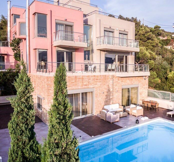 Luxury Property Anavyssos South West Athens , Luxury Villas for Sale Athens 2