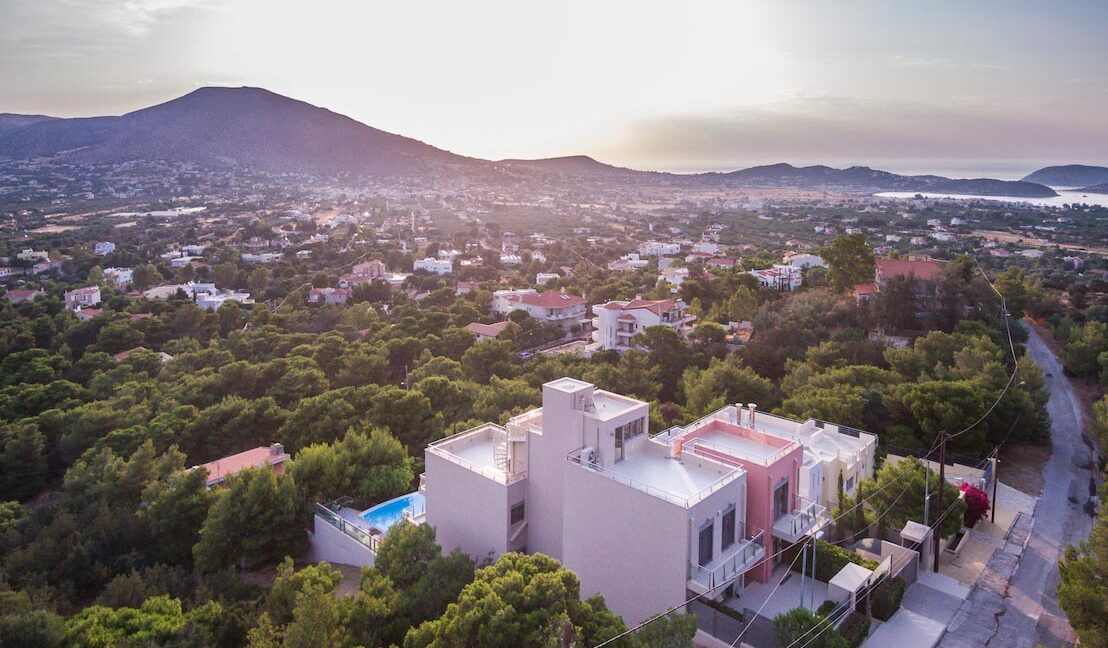 Luxury Property Anavyssos South West Athens , Luxury Villas for Sale Athens 3