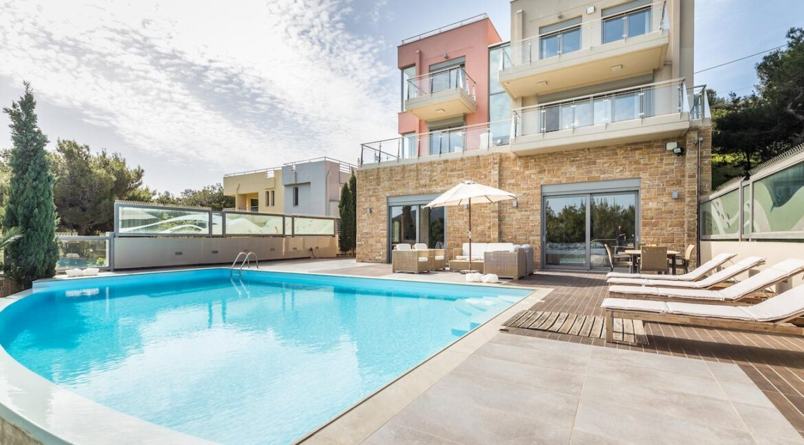 Luxury Property Anavyssos South West Athens , Luxury Villas for Sale Athens 38