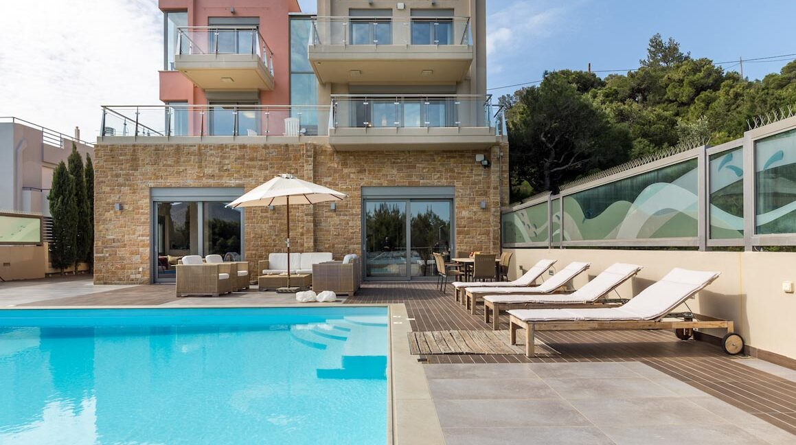 Luxury Property Anavyssos South West Athens , Luxury Villas for Sale Athens 39