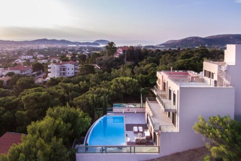 Luxury Property Anavyssos South West Athens , Luxury Villas for Sale Athens 4