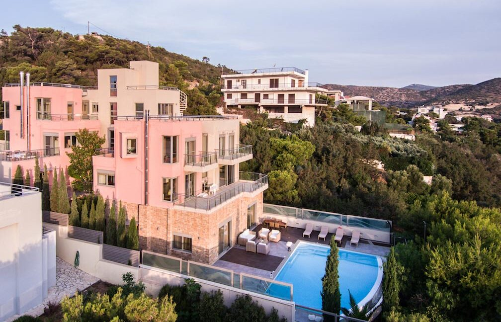 Luxury Property Anavyssos South West Athens , Luxury Villas for Sale Athens 5