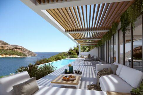 Luxury Seafront Villas Lefkada Greece, Properties Greece Lefkada Island 2