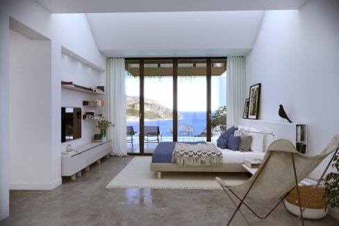 Luxury Seafront Villas Lefkada Greece, Properties Greece Lefkada Island 3