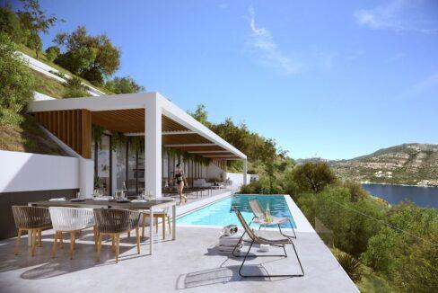 Luxury Seafront Villas Lefkada Greece, Properties Greece Lefkada Island 4