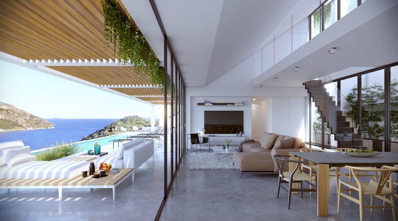 Luxury Seafront Villas Lefkada Greece, Properties Greece Lefkada Island 5
