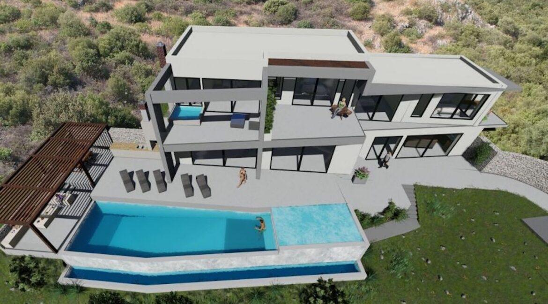 New Villa in Lefkada Greece for sale, Lefkada Island properties , Lefkada Greece houses for sale 10