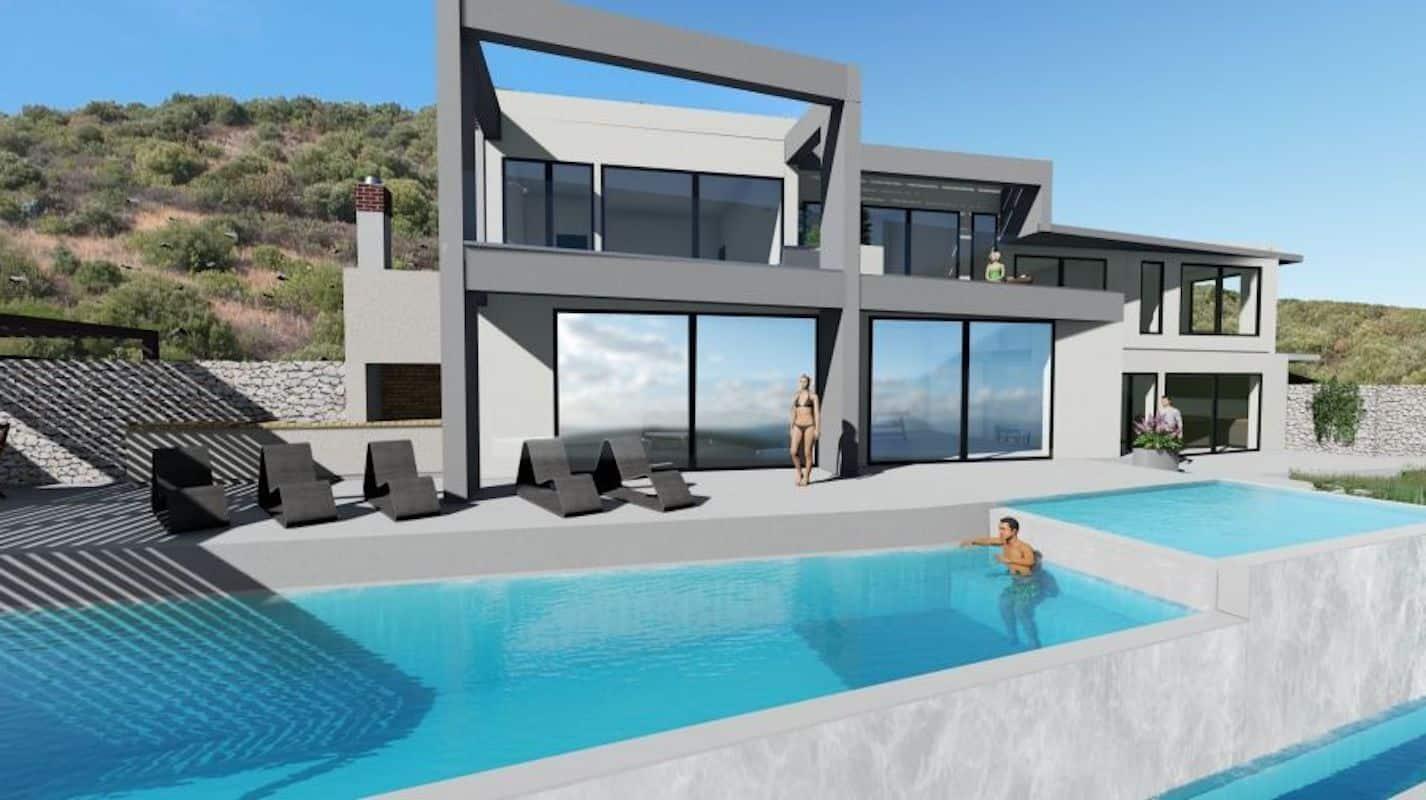 Brand New Villa in Lefkada