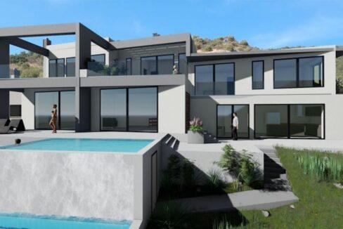 New Villa in Lefkada Greece for sale, Lefkada Island properties , Lefkada Greece houses for sale 13