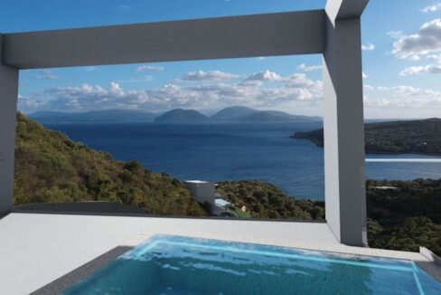 New Villa in Lefkada Greece for sale, Lefkada Island properties , Lefkada Greece houses for sale 15