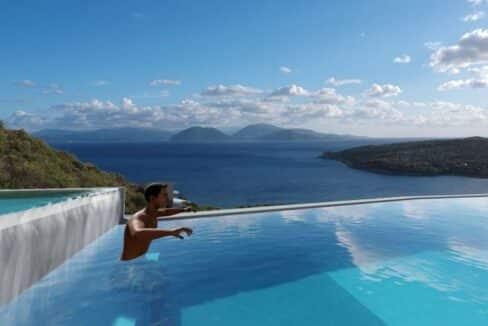 New Villa in Lefkada Greece for sale, Lefkada Island properties , Lefkada Greece houses for sale 16