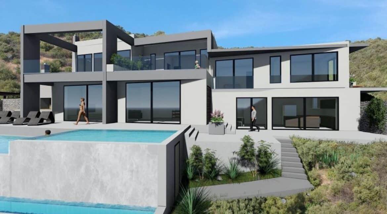 New Villa in Lefkada Greece for sale, Lefkada Island properties , Lefkada Greece houses for sale 19
