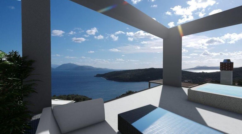 New Villa in Lefkada Greece for sale, Lefkada Island properties , Lefkada Greece houses for sale 3