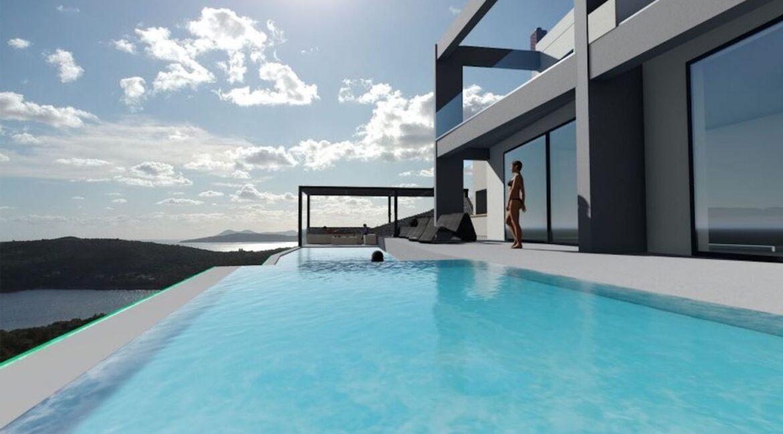 New Villa in Lefkada Greece for sale, Lefkada Island properties , Lefkada Greece houses for sale 4
