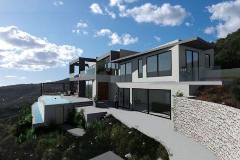 New Villa in Lefkada Greece for sale, Lefkada Island properties , Lefkada Greece houses for sale 6