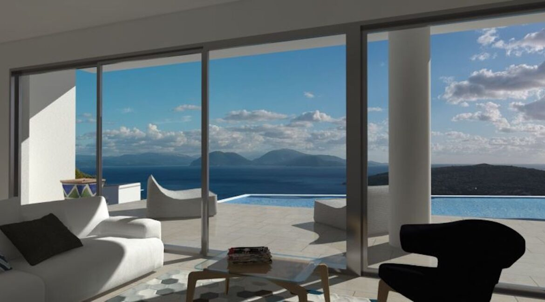 New Villa in Lefkada Greece for sale, Lefkada Island properties , Lefkada Greece houses for sale 9