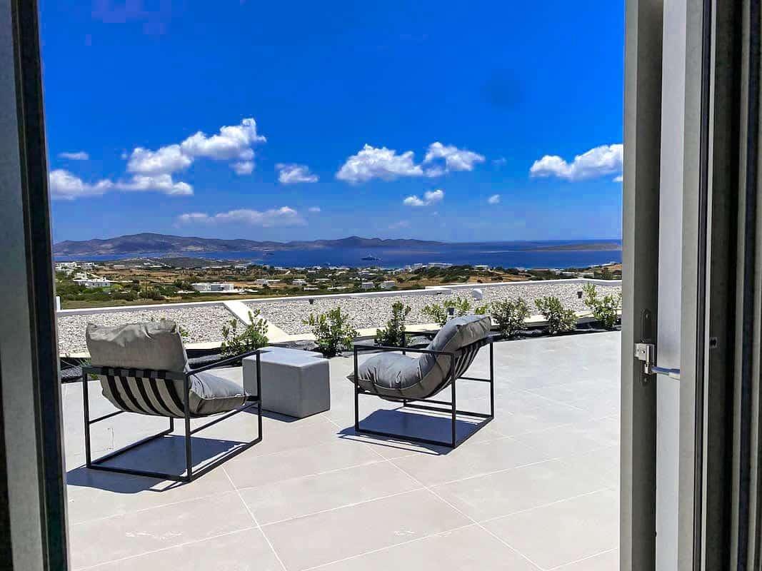 New villa for sale in Paros Cyclades