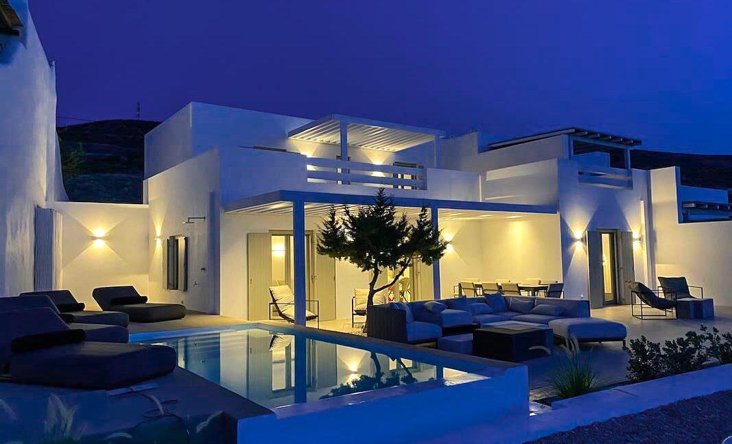 New villa for sale in Paros Cyclades Greece, Paros Properties for sale . Houses Cyclades Greece, Properties Greek Islands 13