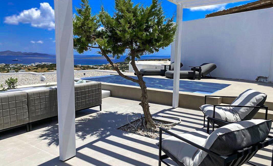 New villa for sale in Paros Cyclades Greece, Paros Properties for sale . Houses Cyclades Greece, Properties Greek Islands 14