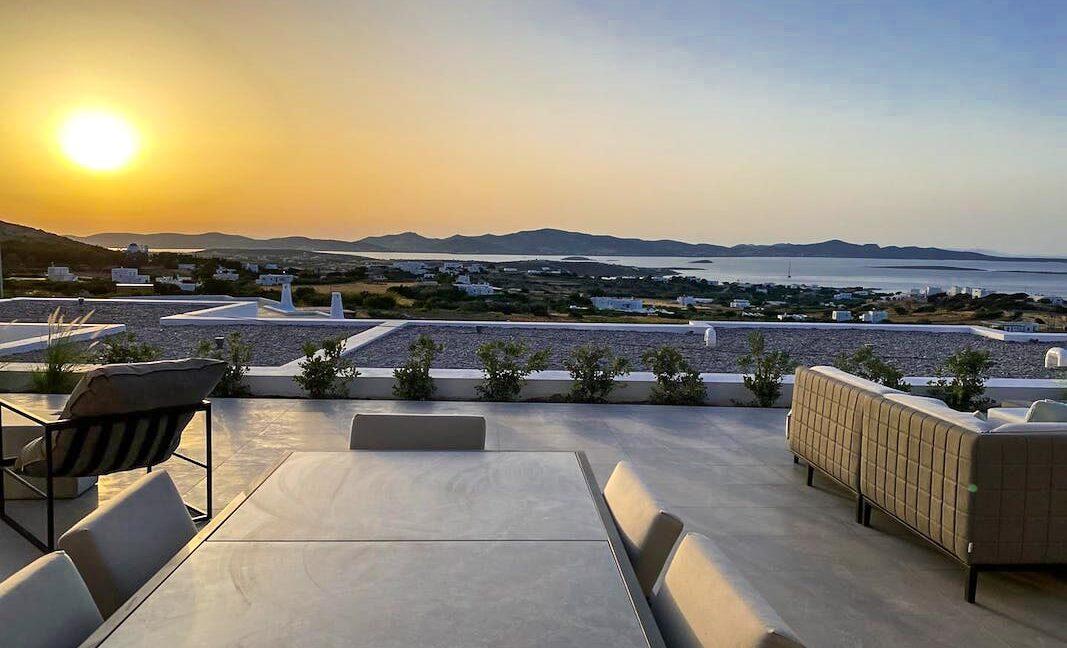 New villa for sale in Paros Cyclades Greece, Paros Properties for sale . Houses Cyclades Greece, Properties Greek Islands 16