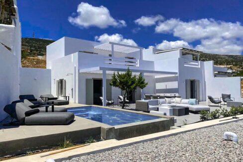 New villa for sale in Paros Cyclades Greece, Paros Properties for sale . Houses Cyclades Greece, Properties Greek Islands 2