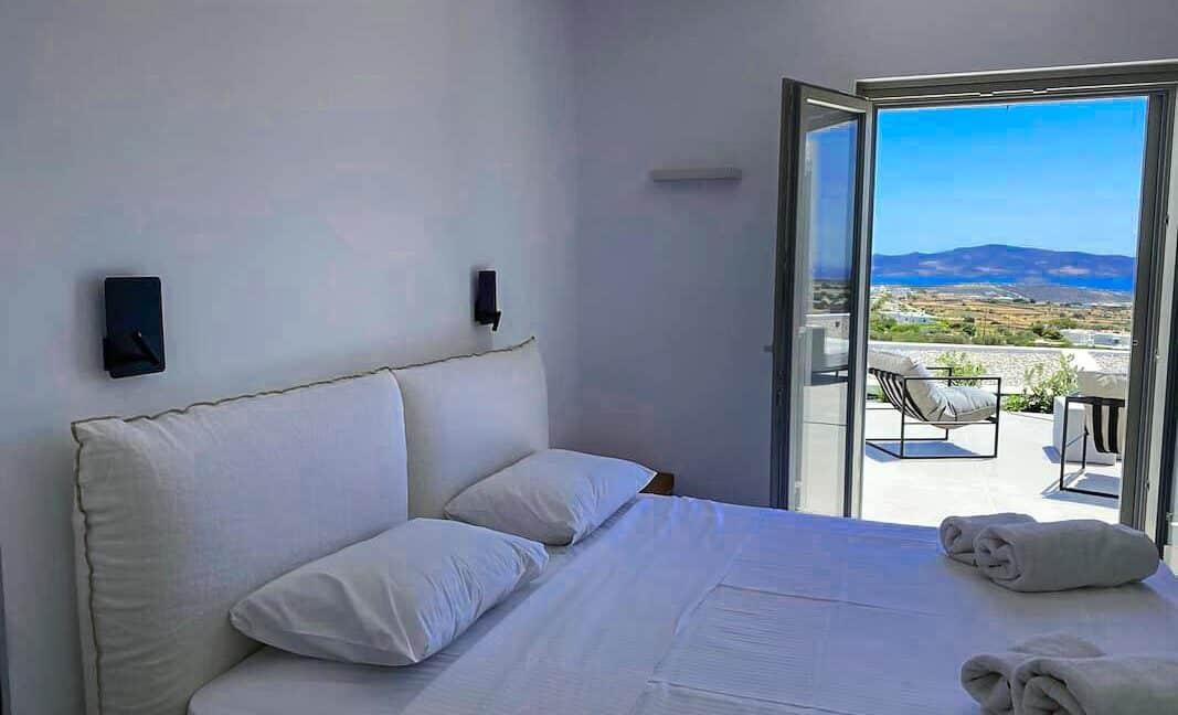New villa for sale in Paros Cyclades Greece, Paros Properties for sale . Houses Cyclades Greece, Properties Greek Islands 24