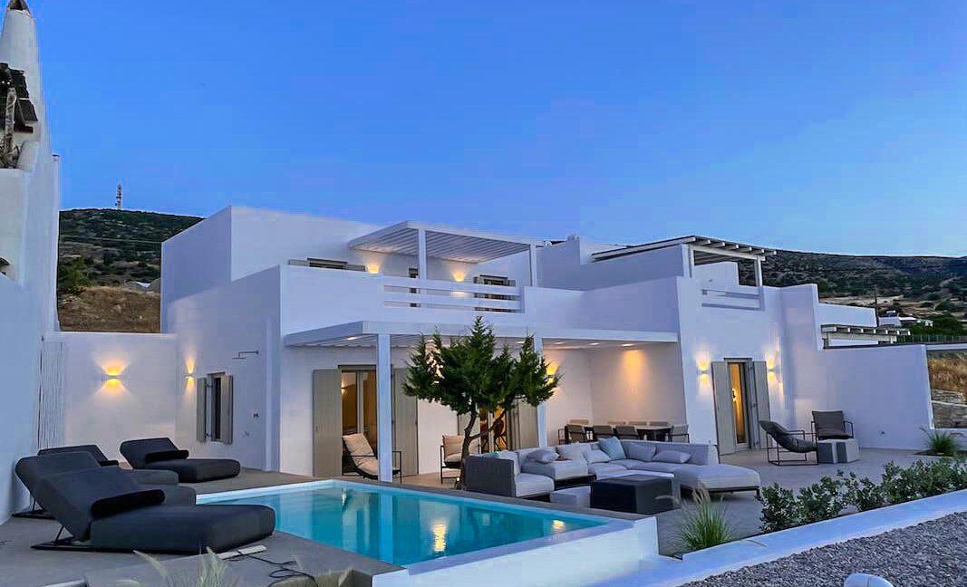 New villa for sale in Paros Cyclades Greece, Paros Properties for sale . Houses Cyclades Greece, Properties Greek Islands 34