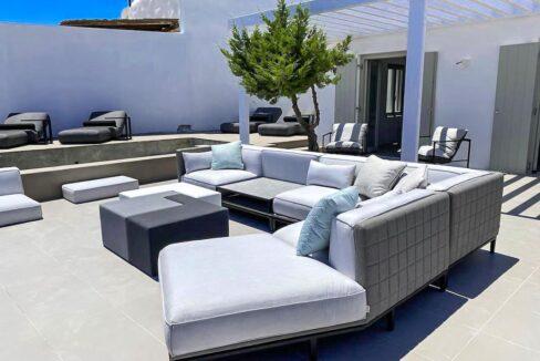 New villa for sale in Paros Cyclades Greece, Paros Properties for sale . Houses Cyclades Greece, Properties Greek Islands 5