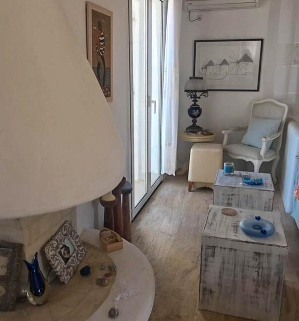 Sea View Villa Ornos Mykonos for sale, Mykonos Property. Buy House ornos Mykonos Greece. Properties in Mykonos Greece 10