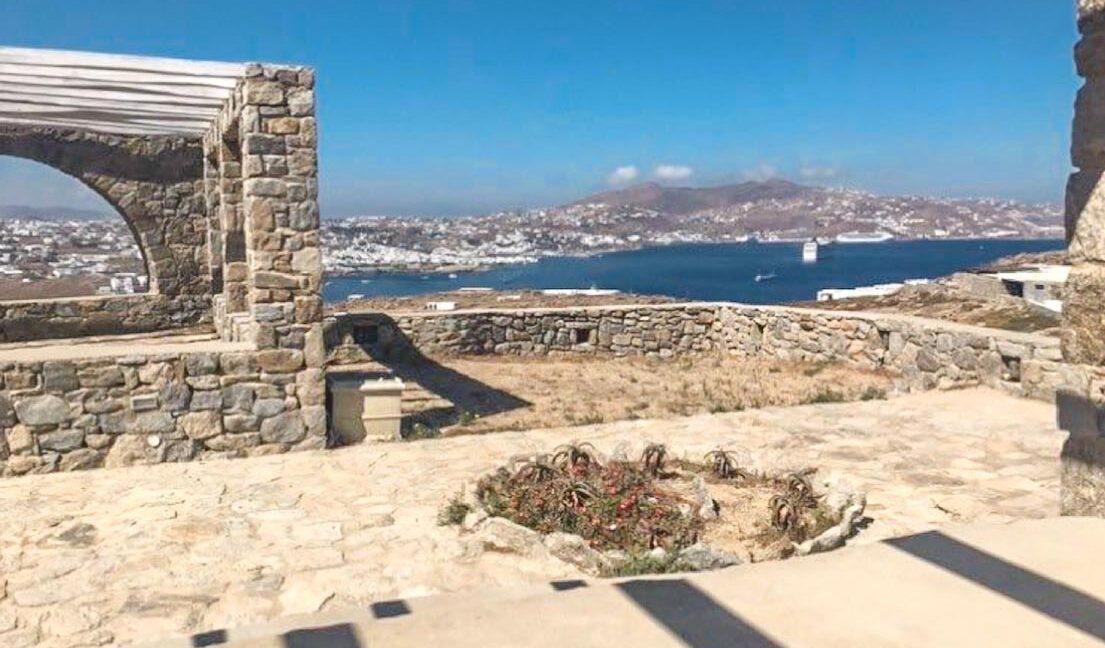 Sea View Villa Ornos Mykonos for sale, Mykonos Property. Buy House ornos Mykonos Greece. Properties in Mykonos Greece 14
