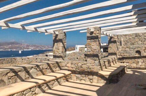 Sea View Villa Ornos Mykonos for sale, Mykonos Property. Buy House ornos Mykonos Greece. Properties in Mykonos Greece