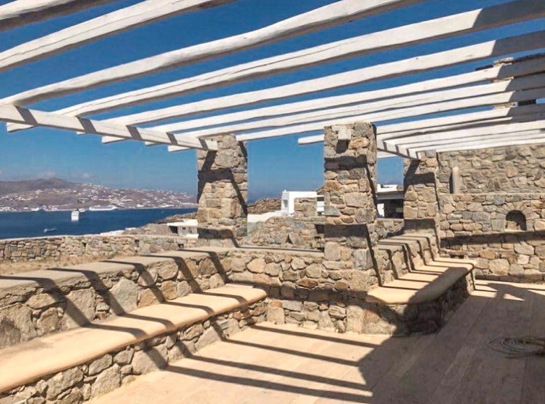 Sea View Villa Ornos Mykonos