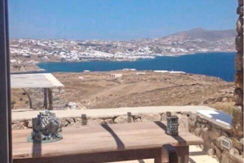 Sea View Villa Ornos Mykonos for sale, Mykonos Property. Buy House ornos Mykonos Greece. Properties in Mykonos Greece 19