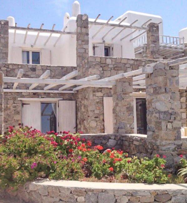 Sea View Villa Ornos Mykonos for sale, Mykonos Property. Buy House ornos Mykonos Greece. Properties in Mykonos Greece 21