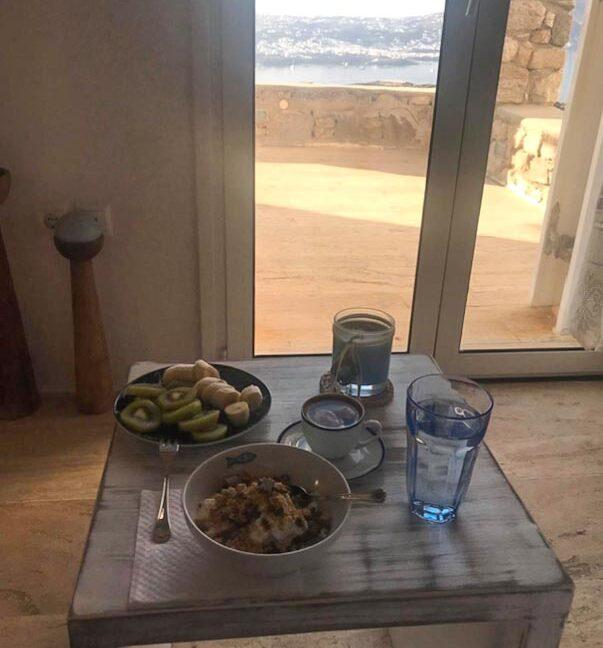 Sea View Villa Ornos Mykonos for sale, Mykonos Property. Buy House ornos Mykonos Greece. Properties in Mykonos Greece 9