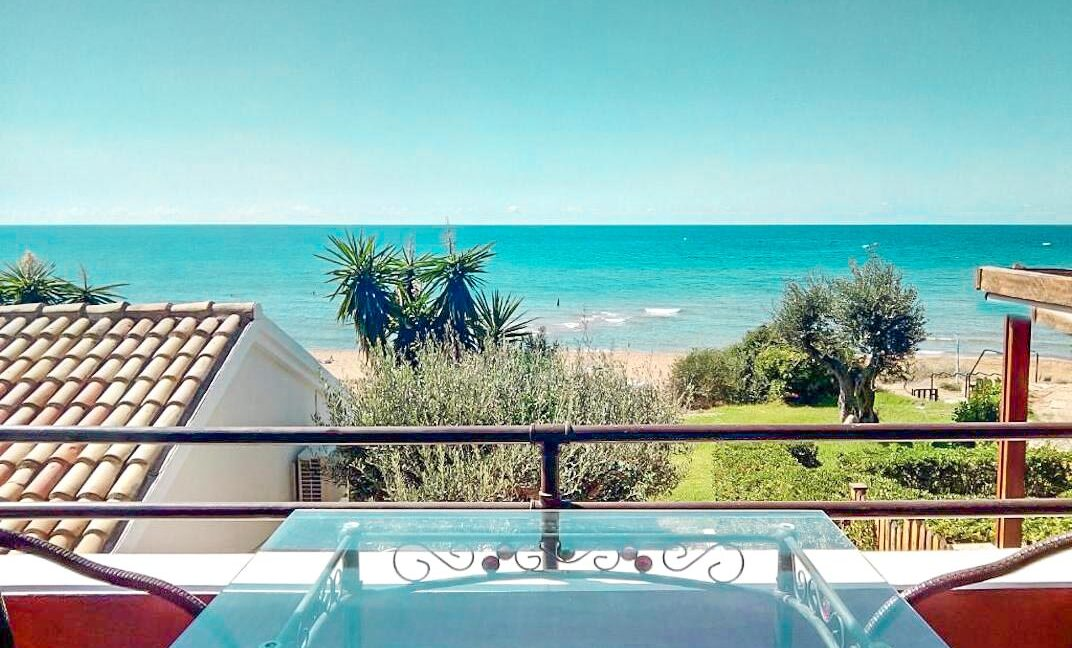 Seafront Beach House in Corfu Greece, Corfu Greece Properties for Sale 11