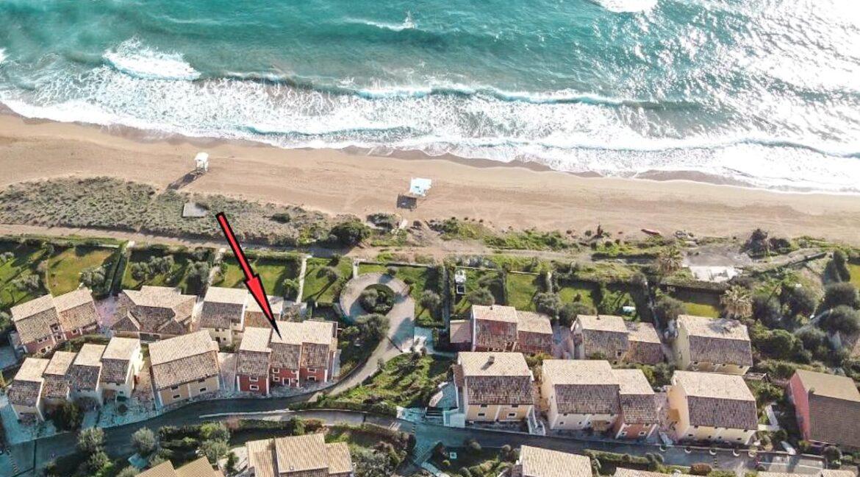 Seafront Beach House in Corfu Greece, Corfu Greece Properties for Sale 12
