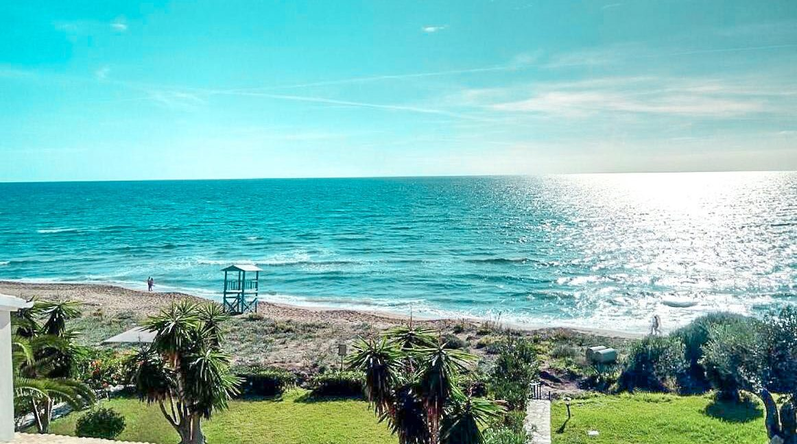 Seafront Beach House in Corfu Greece, Corfu Greece Properties for Sale 5