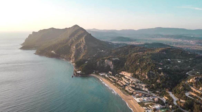 Seafront Beach House in Corfu Greece, Corfu Greece Properties for Sale 7