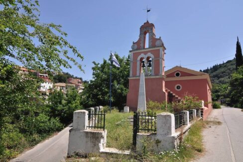 Villa for Sale Corfu Island Greece, Nymfes, North Corfu. houses for sale Corfu Greece. Properties in Corfu Greece 1
