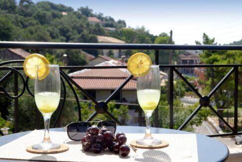 Villa for Sale Corfu Island Greece, Nymfes, North Corfu. houses for sale Corfu Greece. Properties in Corfu Greece 17
