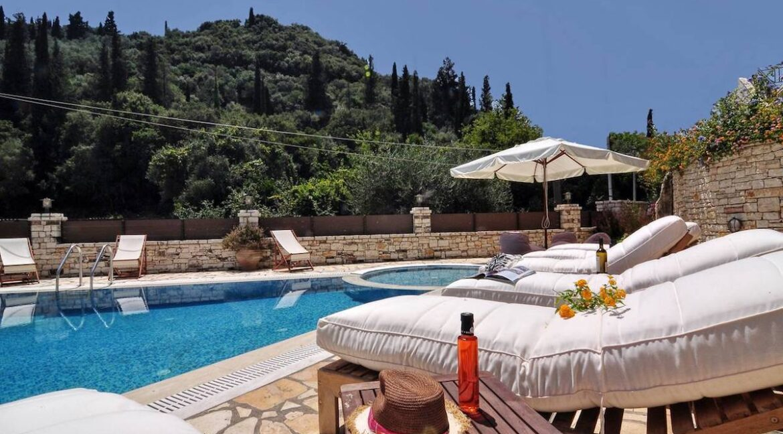Villa for Sale Corfu Island Greece, Nymfes, North Corfu. houses for sale Corfu Greece. Properties in Corfu Greece 28