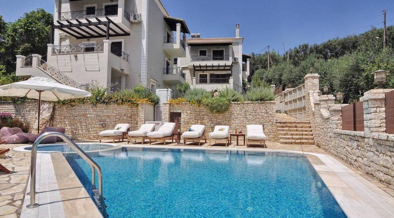 Villa for Sale Corfu Island Greece, Nymfes, North Corfu. houses for sale Corfu Greece. Properties in Corfu Greece