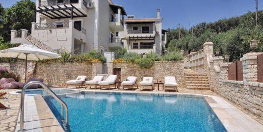 Villa for Sale Corfu Island Greece, Nymfes, North Corfu